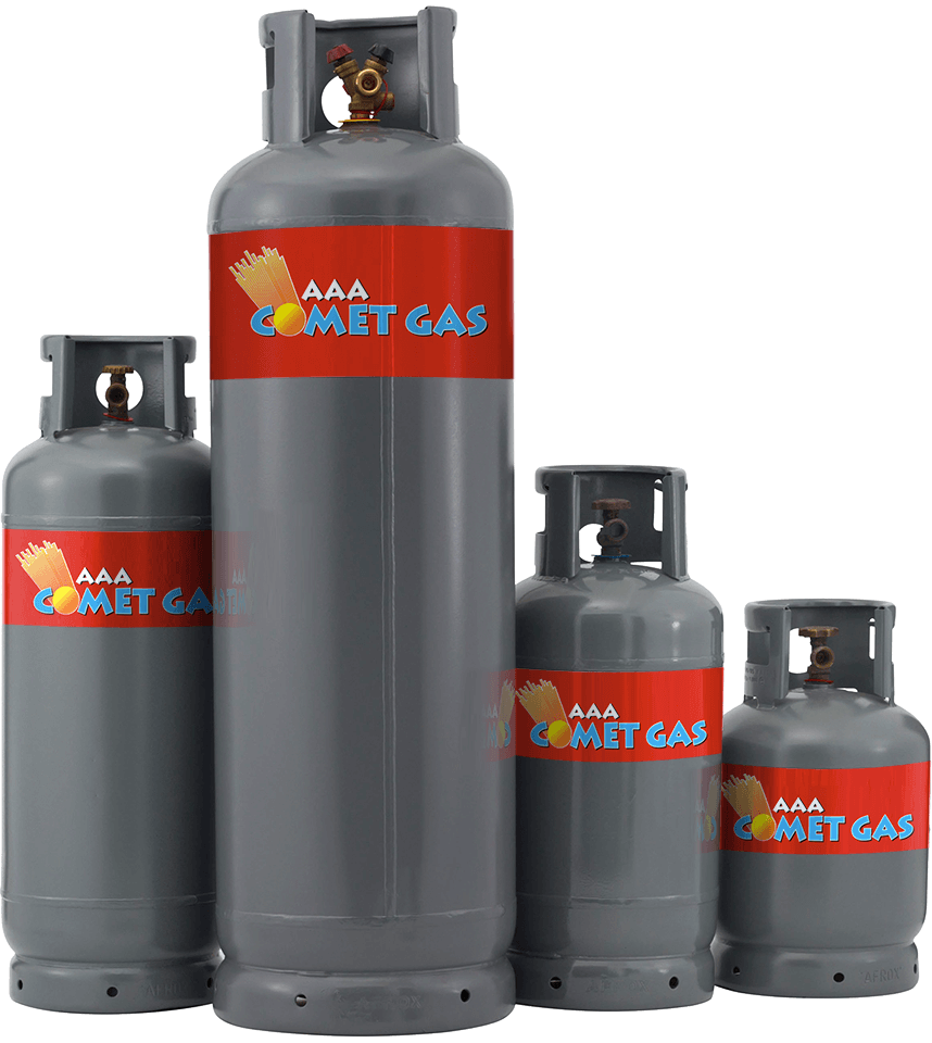 Gold Coast & Tweed Coast Supplier of 45kg LPG gas cylinders